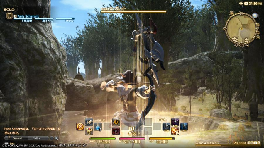 Final Fantasy XIV A Realm Reborn Screenshot 4