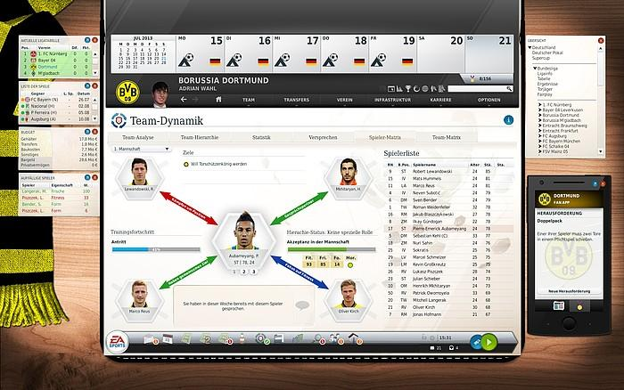 FIFA Manager 14 Screenshot 1