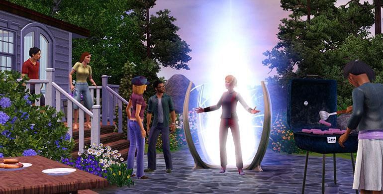 The Sims 3 - Into the Future (Addon) Screenshot 2