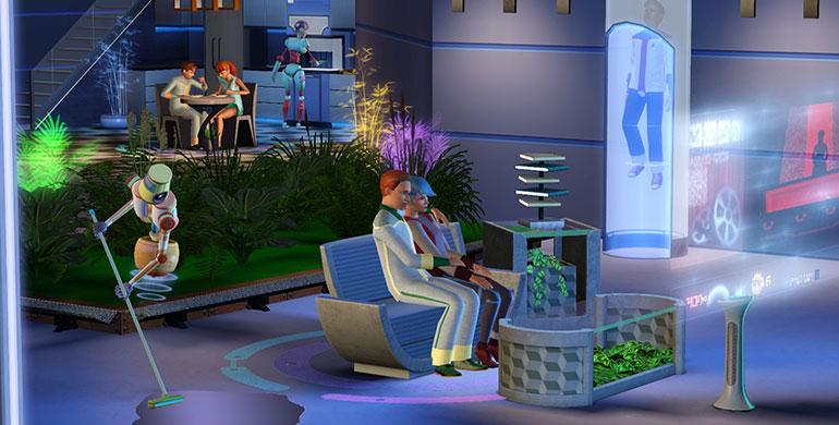 The Sims 3 - Into the Future (Addon) Screenshot 3