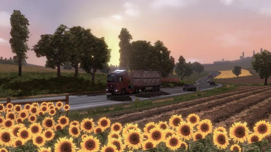 Euro Truck Simulator 2 - Going East (Addon) Screenshot 6