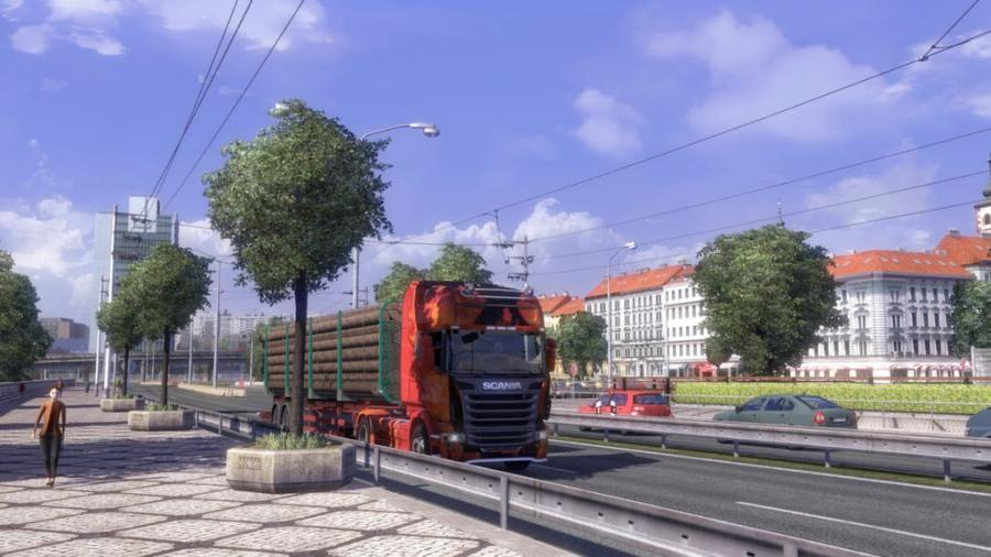 Euro Truck Simulator 2 - Going East (Addon) Screenshot 8