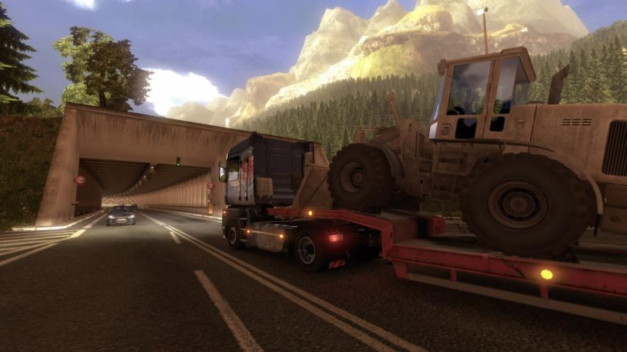 Euro Truck Simulator 2 - Gold Edition Screenshot 4