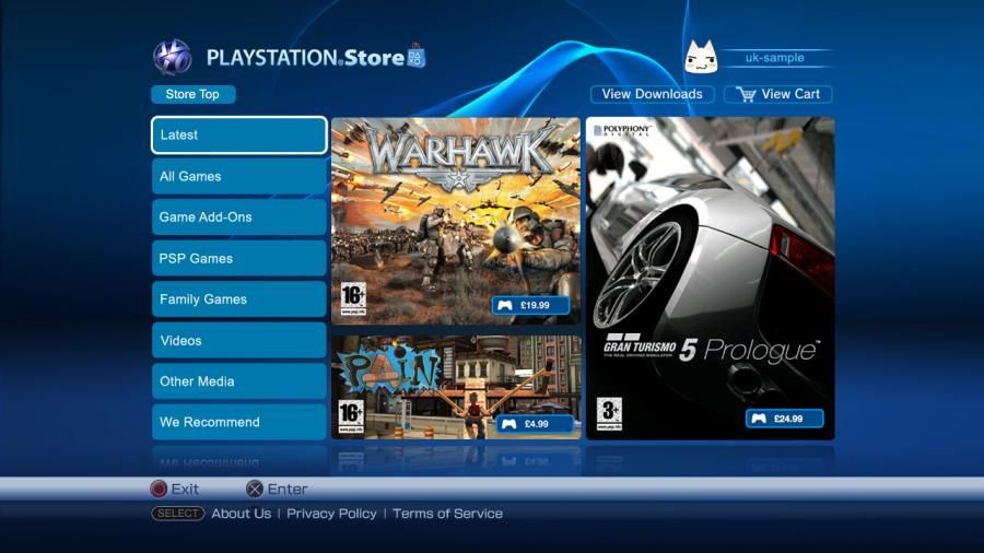 Playstation Network Card 5 Euro [FR] Screenshot 1