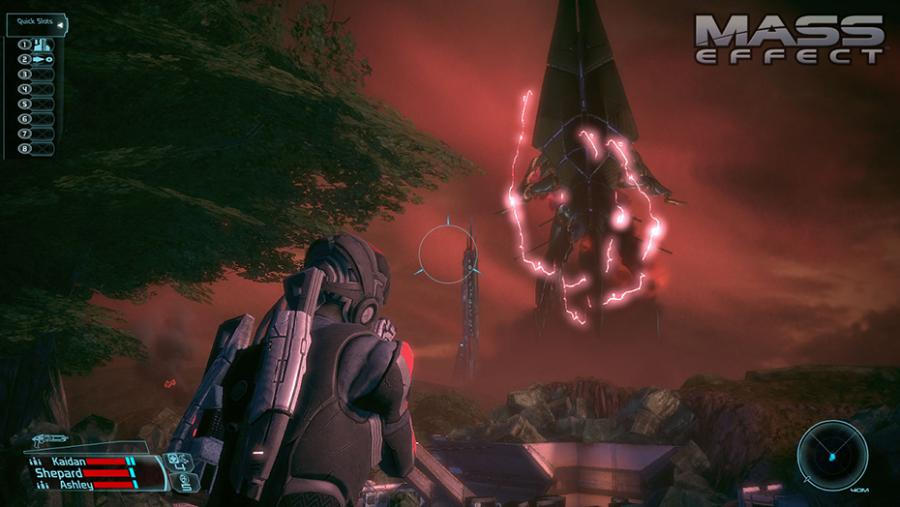 Mass Effect Trilogy Screenshot 1