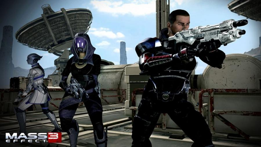 Mass Effect Trilogy Screenshot 8