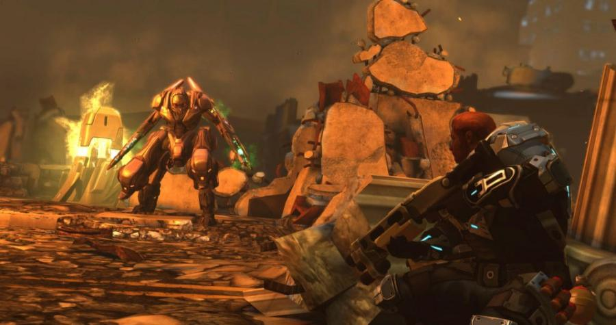 XCOM Enemy Unknown - Enemy Within (Addon) Screenshot 4