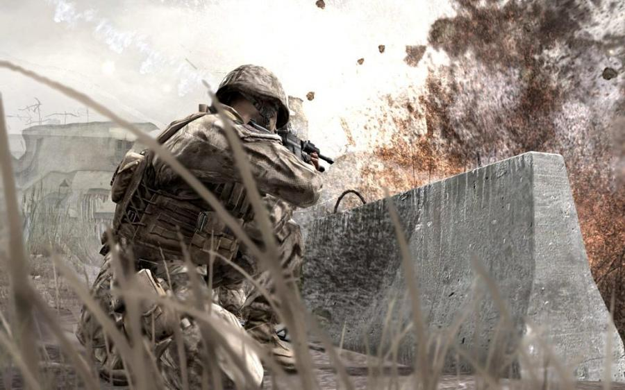 Call of Duty 4: Modern Warfare Screenshot 7