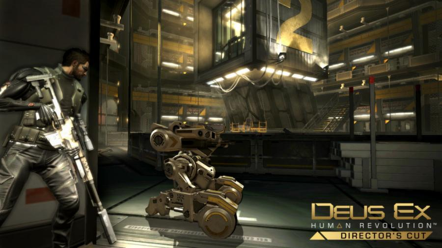 Deus Ex Human Revolution - Director's Cut Screenshot 6