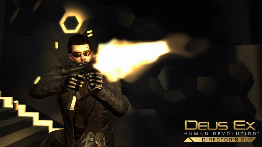 Deus Ex Human Revolution - Director's Cut Screenshot 8