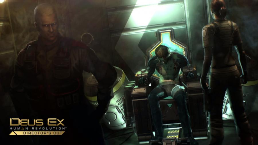 Deus Ex Human Revolution - Director's Cut Screenshot 3