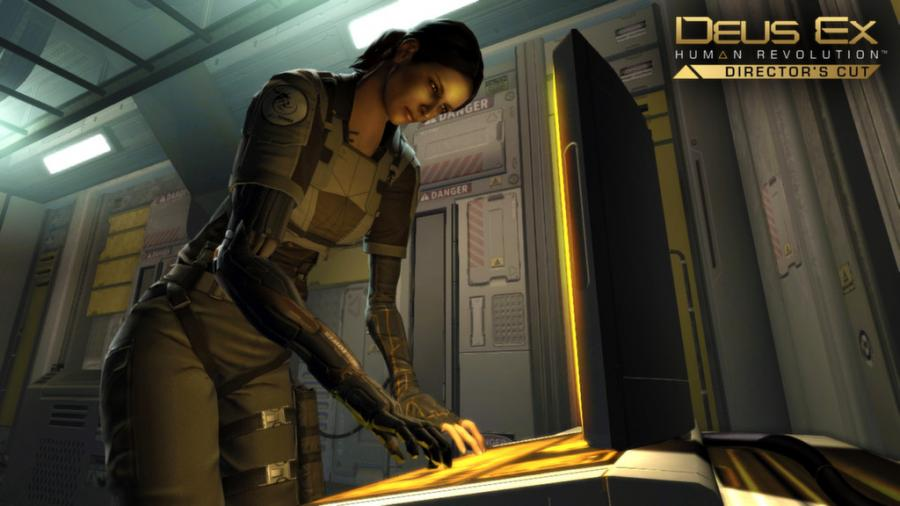 Deus Ex Human Revolution - Director's Cut Screenshot 2