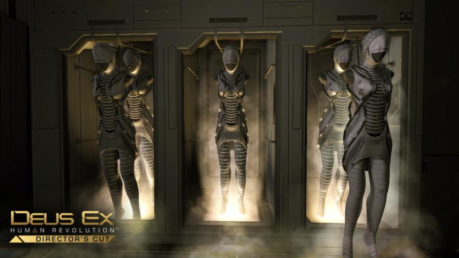 Deus Ex Human Revolution - Director's Cut Screenshot 7