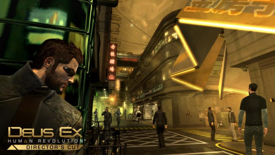 Deus Ex Human Revolution - Director's Cut Screenshot 1