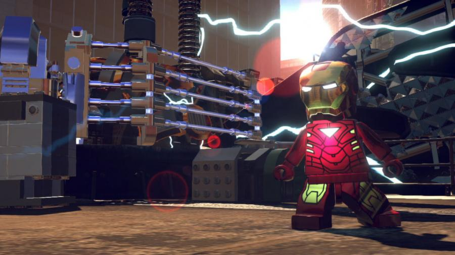 LEGO Marvel Super Heroes Screenshot 1