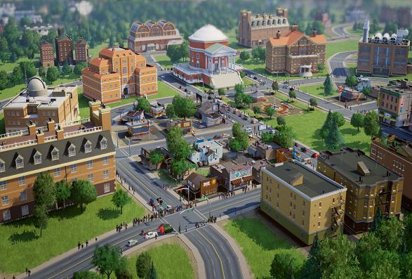 SimCity + Cities of Tomorrow Bundle Screenshot 1