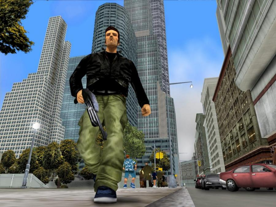 GTA 3 (Grand Theft Auto III) Screenshot 7