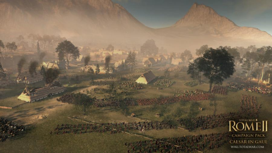Total War Rome 2 - Caesar in Gaul DLC Screenshot 5
