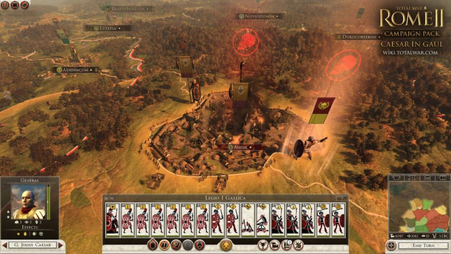Total War Rome 2 - Caesar in Gaul DLC Screenshot 6