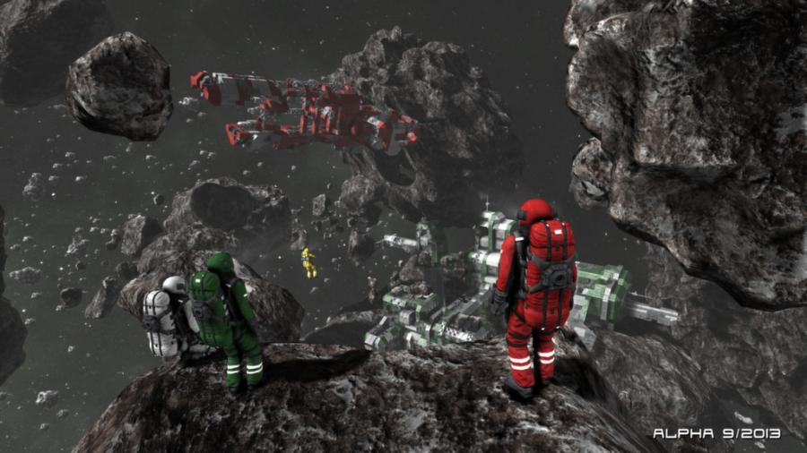 Space Engineers Screenshot 4