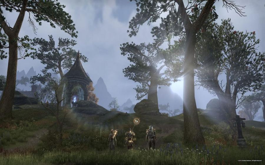 The Elder Scrolls Online - Gamecard 60 Days Screenshot 5