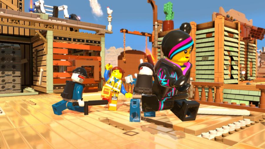 The LEGO Movie Videogame Screenshot 2