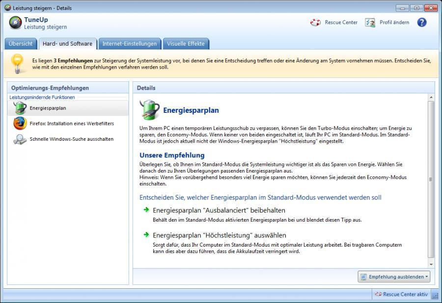 TuneUp Utilities 2014 (3 Users) Screenshot 6
