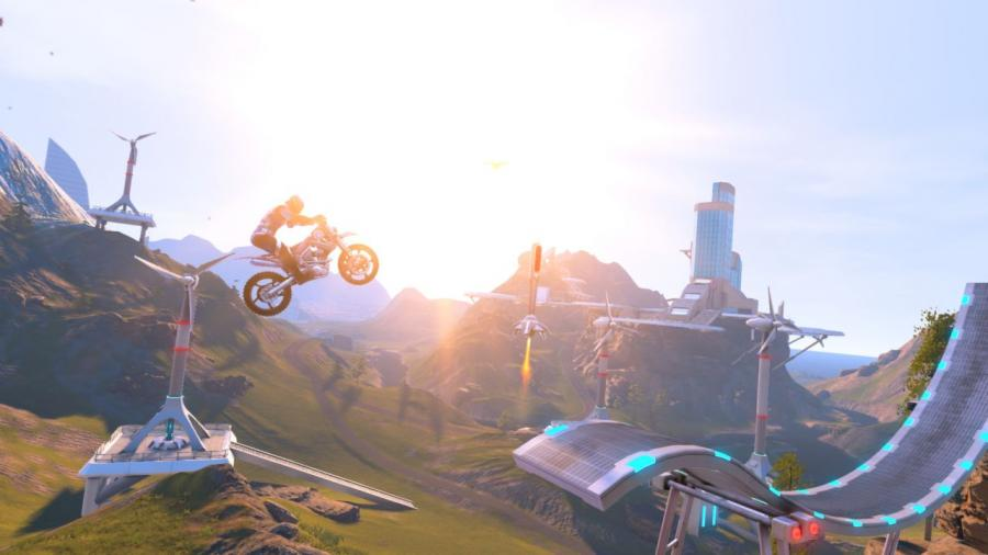 Trials Fusion Screenshot 1