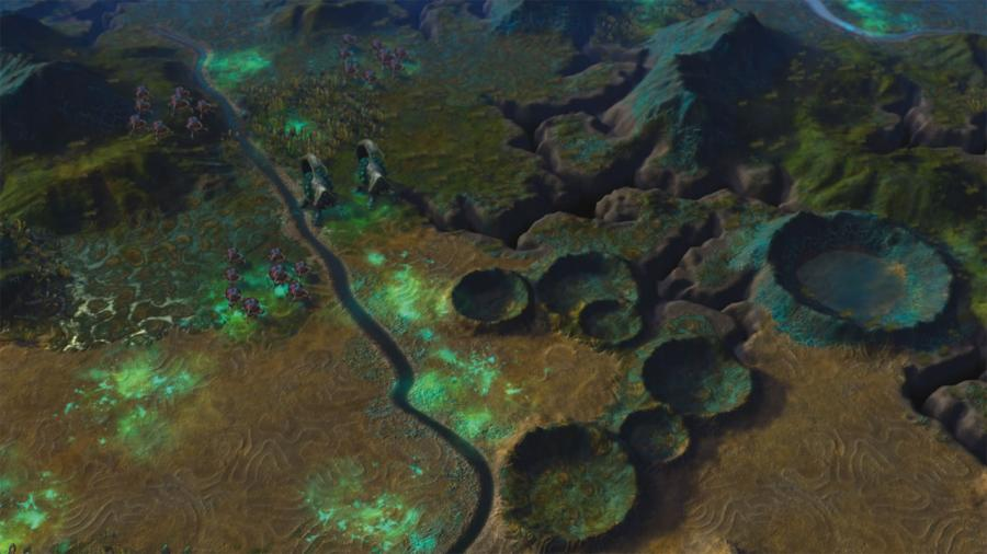 Civilization - Beyond Earth Screenshot 2
