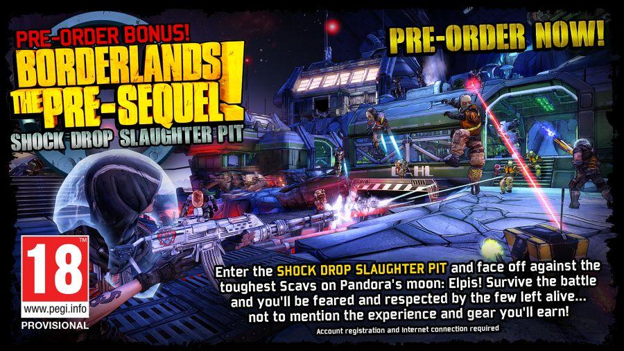 Borderlands - The Pre-Sequel Screenshot 8