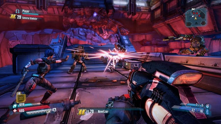 Borderlands - The Pre-Sequel Screenshot 5