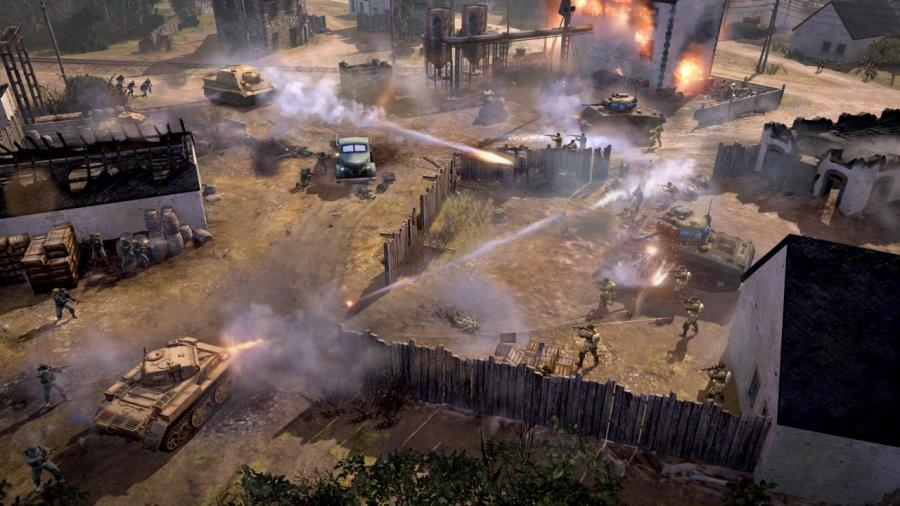 Company of Heroes 2 - The Western Front Armies Screenshot 3