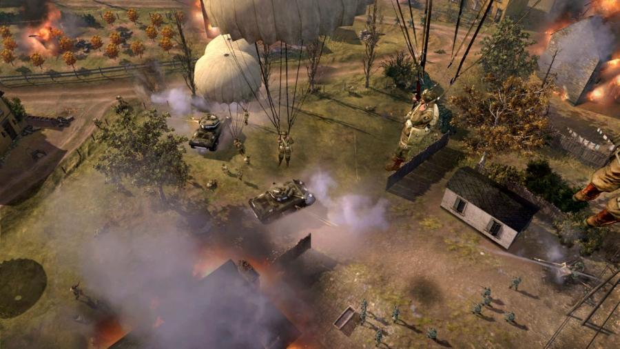 Company of Heroes 2 - The Western Front Armies Screenshot 4