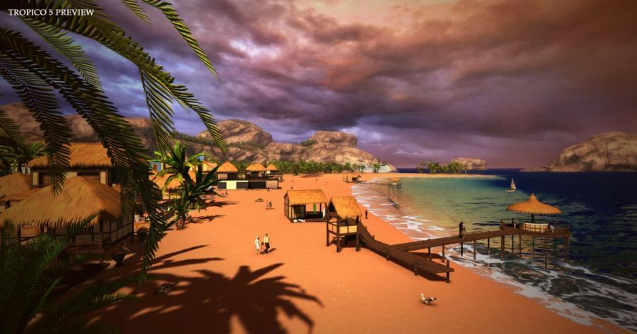 Tropico 5 - Steam Gift Key Screenshot 1