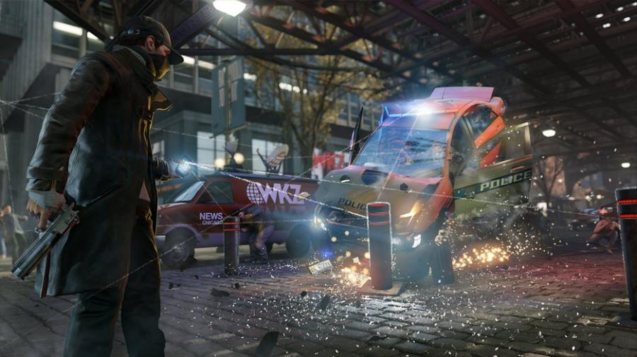 Watch Dogs - Special Edition Screenshot 2