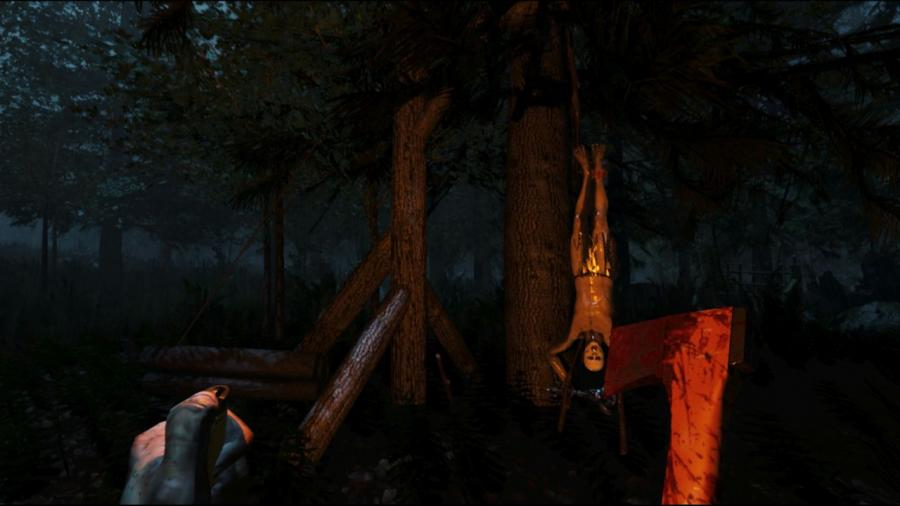 The Forest - Steam Gift Key Screenshot 4