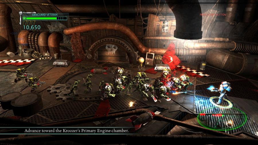 Warhammer 40000 - Kill Team Screenshot 2