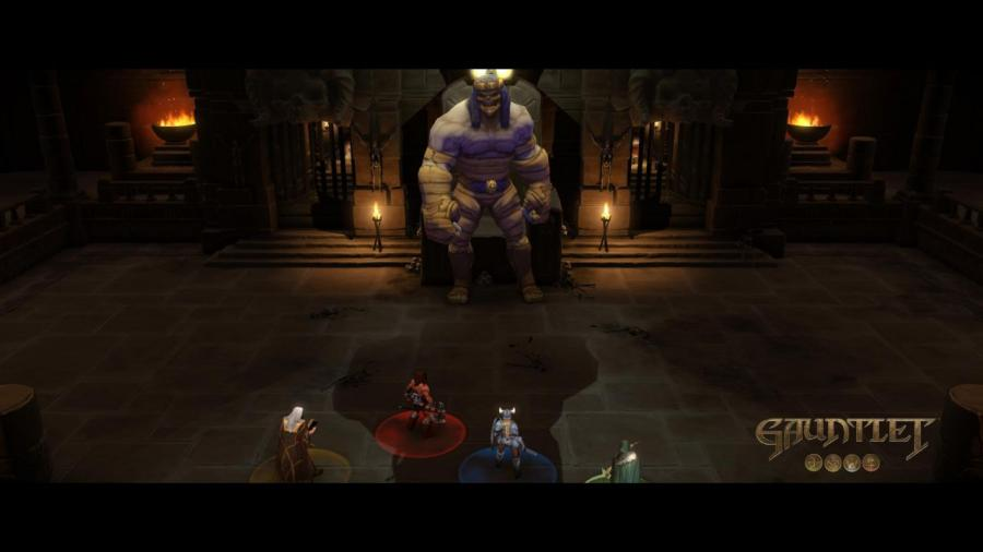 Gauntlet Screenshot 5