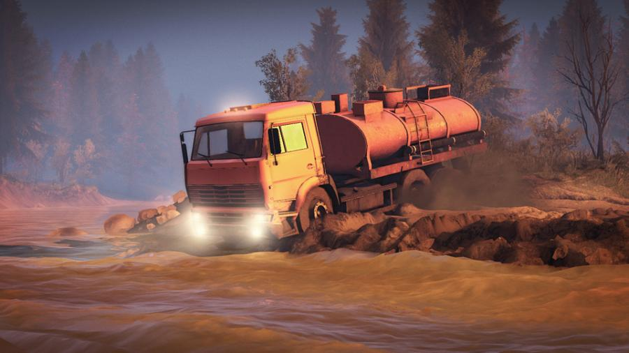 Spintires Screenshot 6
