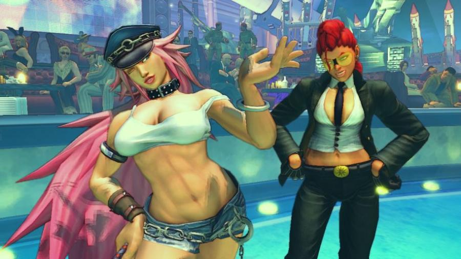 Ultra Street Fighter IV Screenshot 3