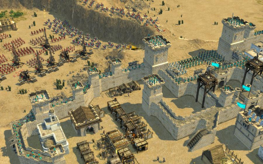 Stronghold Crusader 2 Screenshot 3