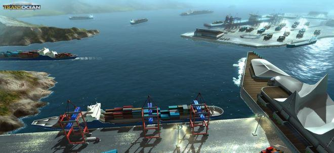 TransOcean - The Shipping Company Screenshot 5