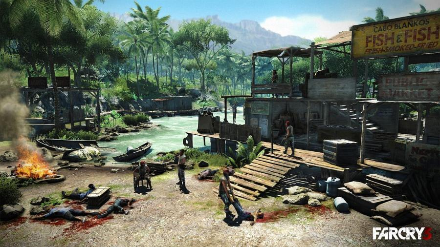Far Cry 3 - Steam Gift Key Screenshot 2