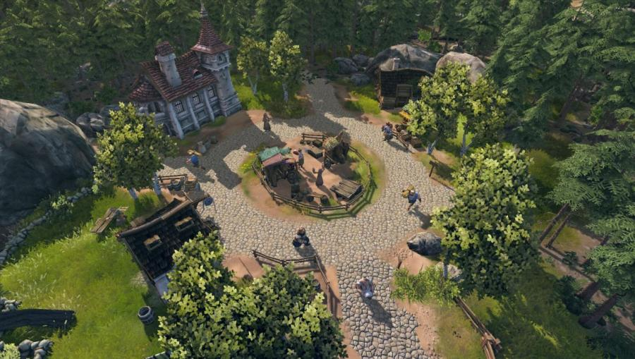 The Settlers 7 - Paths to a Kingdom Screenshot 4