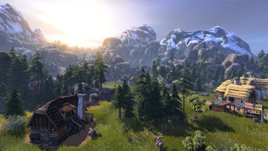 The Settlers 7 - Paths to a Kingdom Screenshot 1