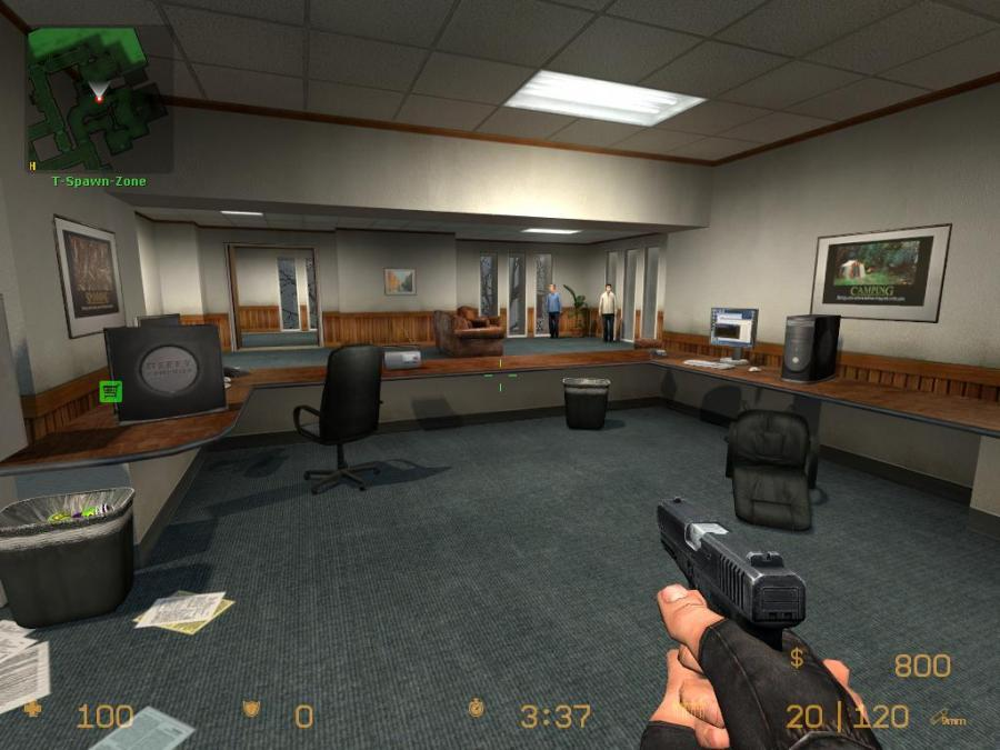 Counter Strike Source - Steam Gift Key Screenshot 5