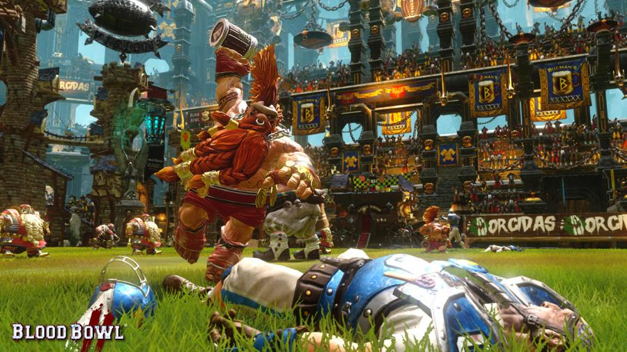 Blood Bowl 2 Screenshot 8