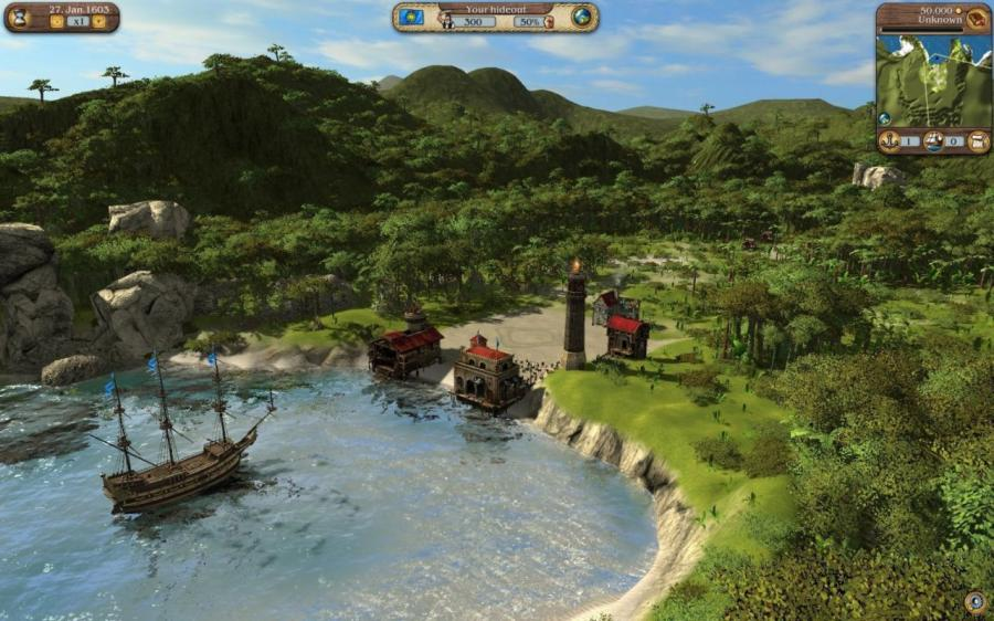 Patrician IV Gold + Port Royale 3 Gold - Double Pack Screenshot 3