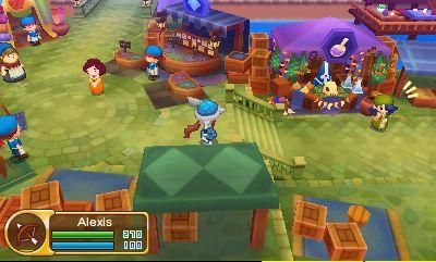 Fantasy Life - 3DS Screenshot 4