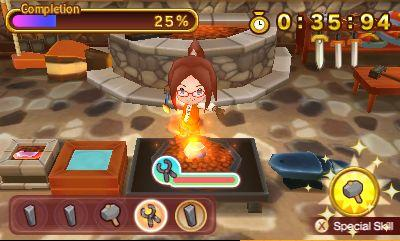 Fantasy Life - 3DS Screenshot 1